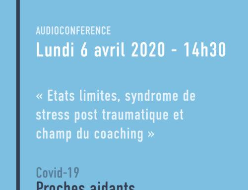 Intervention de Audrey et Stéphanie Plessis pour les coachs solidaires mobilisés | COVID-19